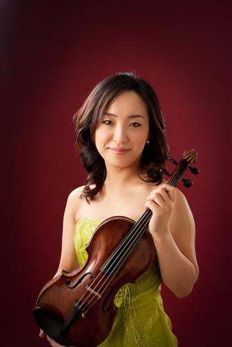 バイオリン講師・城田恵